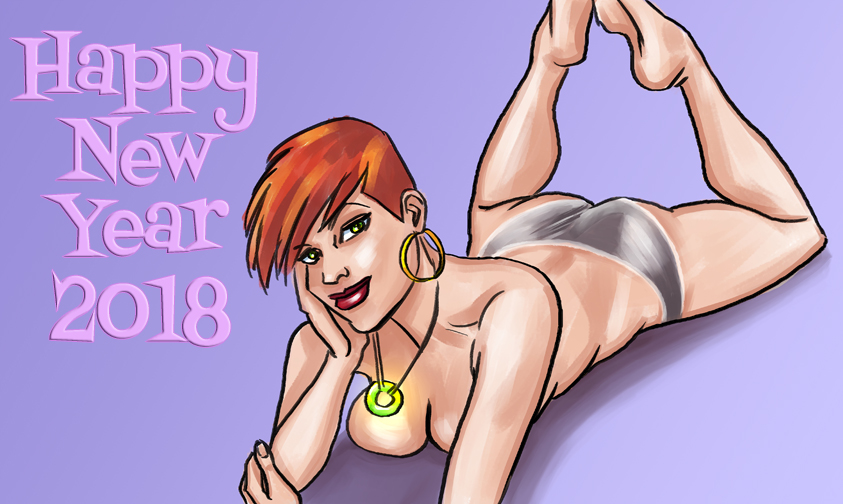Happy New Year, everyone!